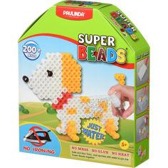 Акция на Аквамозаика Paulinda Super Beads 200 деталей Собака PL-150001 от Allo UA