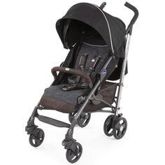 Акция на Детская коляска прогулочная Chicco Lite Way 3 Top Intrigue (79599.03) от Allo UA
