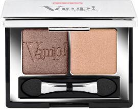 Акция на Тени для век Pupa Vamp! Compact Duo Eyeshadow №04 Bronze Amber 2.2 г (8011607237982) от Rozetka