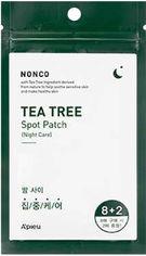 Акция на Патчи A'pieu Nonco Teatree Spot Patch Night Care Set с экстрактом чайного дерева ночные 10 шт (8809581477018) от Rozetka