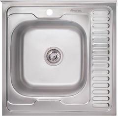 Кухонная мойка IMPERIAL 6060-L Polish IMP6060L06POL от Rozetka