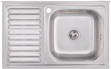 Кухонная мойка IMPERIAL 5080-R Decor IMP5080RDEC от Rozetka