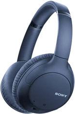 Акция на Наушники Sony WH-CH710N Blue от Rozetka