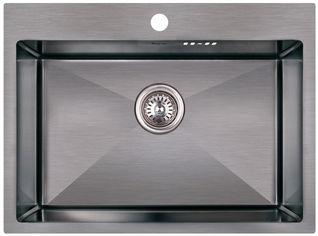 Кухонная мойка IMPERIAL D5843BL PVD Black Handmade 2.7/1.0 мм (IMPD5843BLPVDH12) от Rozetka