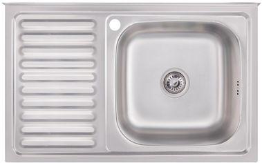 Кухонная мойка IMPERIAL 5080-R Polish IMP5080RPOL от Rozetka