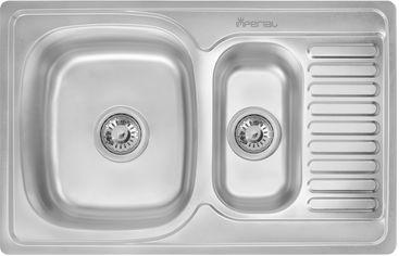 Кухонная мойка IMPERIAL 7850 Satin IMP7850SATD от Rozetka