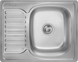 Кухонная мойка IMPERIAL 6350 Micro Decor IMP6350DEC от Rozetka