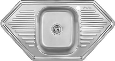 Кухонная мойка IMPERIAL 9550-D Decor IMP9550DDEC от Rozetka