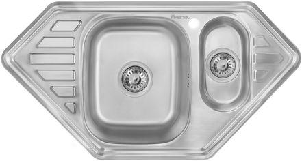 Кухонная мойка IMPERIAL 9550-С Decor IMP9550СDECD от Rozetka