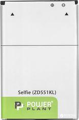 Аккумулятор PowerPlant Asus ZenFone Selfie (ZD551KL) 3000 мАч (SM120079) от Rozetka