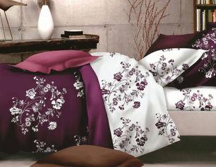 Комплект постельного белья Pretty Ранфорс 1202 180x220 (2000000002287) от Rozetka