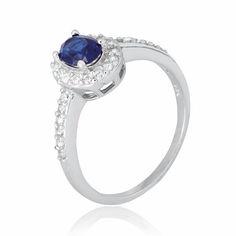 Акция на Серебряное кольцо с фианитом GS КК2ФС/376 - 17,8 от Allo UA
