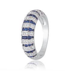 Акция на Серебряное кольцо с фианитом GS КК2ФС/204 - 18,1 от Allo UA
