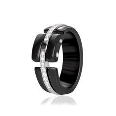 Акция на Серебряное кольцо керамическое GS К2ФК/1017 - 17,1 от Allo UA