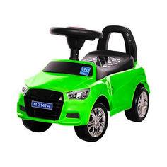 Акция на Каталка-толокар Bambi Audi M 3147A-5 Зеленый от Allo UA