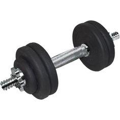 Гантель наборная Champion стальная 15,5 кг (A00313) от Allo UA