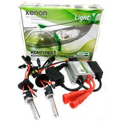 Акция на Комплект ксенона EA Light X Ceramic Pro 35w, 9-16v H1 5000k от Allo UA