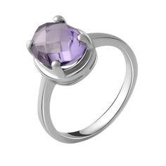 Акция на Серебряное кольцо GS с олександритом (2050223) 18 размер от Allo UA