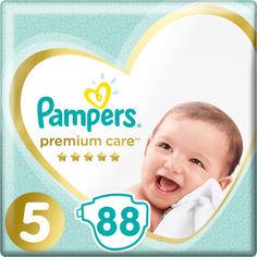Акция на Подгузники Pampers Premium Care размер 5, 11-16кг, 88 шт (4015400541813) от Allo UA