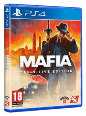 Акция на Игра Mafia Definitive Edition (PS4, Русская версия) от MOYO