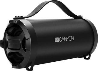 Акция на Акустическая система Canyon Portable Bluetooth Speaker (CNE-CBTSP6) от Rozetka