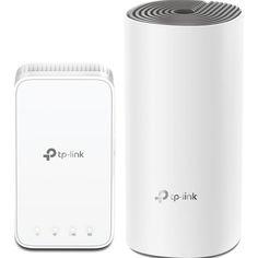 Акция на TP-LINK DECO E3 2 pcs (Deco E4R +Deco M3W) от Allo UA