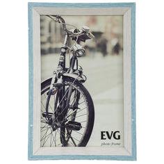 Рамка для фотографий 15х20 Deco EVG PB73-2 белый с голубым от Podushka