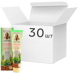 Акция на Упаковка бальзама косметического Bioton Cosmetics для профилактики отеков ног и варикозного расширения вен 120 мл х 30 шт (4820026153193) от Rozetka