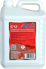 Антифриз Alpine C12 Langzeit-Kuchlerfostschuts концентрат Красный 5 л (4003774027569) от Rozetka