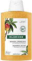 Акция на Шампунь Klorane Питательный с маслом Манго для сухих волос 200 мл (3282770140934) от Rozetka