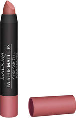 Помада для губ Isadora матовая Twist-Up Matt Lips №49 Bare 'N Beautiful 3.3 г (7317851218496) от Rozetka