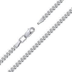 Серебряный браслет, 3мм  000118136 от Zlato