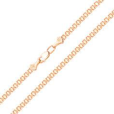 Цепь из красного золота 000113507 45 размера от Zlato