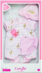 Акция на Набор одежды для пупса Corolle Фламинго для кукол 36 см (9000140550) от Rozetka