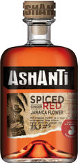 Акция на Напиток на основе рома Ashanti Spiсed Rum 0.7 л 38% (8410490267104) от Rozetka