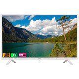 Акция на Телевизор BRAVIS LED-32G5000 + T2 White от Foxtrot