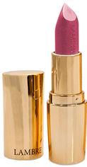 Акция на Помада классическая Lambre Classic Exclusive Colour Полуматовый 24 Атласный розовый 4.5 г (3760106023323) от Rozetka