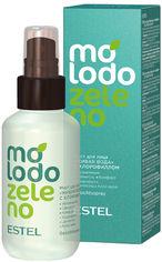 Акция на Мист для лица Estel Professional Molodo Zeleno Живая вода с хлорофиллом 100 мл (4606453065793) от Rozetka