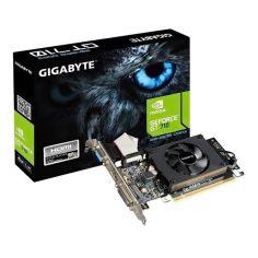 Акция на Видеокарта GIGABYTE GeForce GT 710 2GB DDR3 (GV-N710D3-2GL) от MOYO