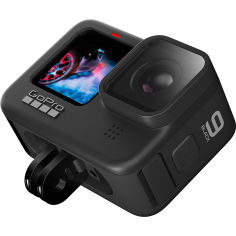 Акция на Экшн-камера GOPRO HERO9 Black (CHDHX-901-RW) от Foxtrot