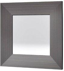 Акция на Зеркало Aqua Rodos Карат 62 см Black (АР000001324) от Rozetka