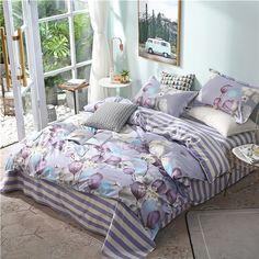 Акция на Комплект постельного белья MirSon Бязь Premium 17-0210 Selma 220х240 см (2200001834231) от Rozetka