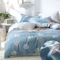 Акция на Комплект постельного белья MirSon Бязь 17-0208 Jens 175х210 см (2200001833715) от Rozetka