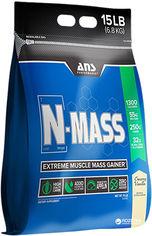 Гейнер ANS Performance N-MASS US Сливочная ваниль 6.8 кг (483283) от Rozetka