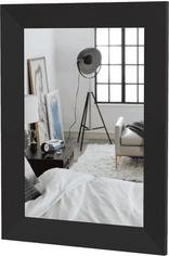 Акция на Зеркало Aqua Rodos Карат 90х120 см Black (KRBLMIR-1200-BLACK-GOLD) от Rozetka