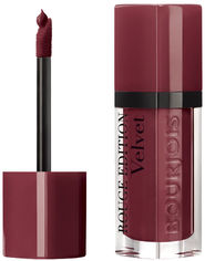 Помада Bourjois Rouge Edition Velvet жидкая №24 Dark chérie 7.7 мл (3614224843861) от Rozetka