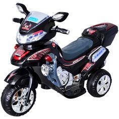 Акция на Электромобиль-мотоцикл Bambi F928 Черный (M0562/F928-2) от Allo UA