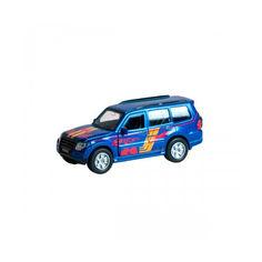 Акция на Автомодель Technopark MITSUBISHI PAJERO SPORT (синий) (SB-17-61-MP-S-WB) от Allo UA
