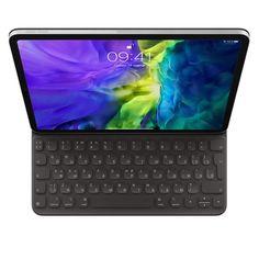 """Акция на Чехол-клавиатура Apple Smart Keyboard Folio для 11"""" iPad Pro (2nd gen) Russia A2038 MU8G2 от MOYO"""