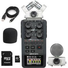 Акция на Диктофон цифровой Zoom H6 + Zoom APH6 от Allo UA